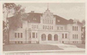 Ohio Chillicothe High School