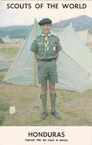 Boy Scouts of the World, HONDURAS, 1960´s
