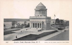 Grant's Tomb, Riverside Drive, New York, N.Y., Very Early Postcard, Unused
