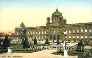 Wien, Vienna Austria, Österreich Hofmuseum  Hofmuseum