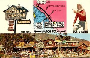 California Laguna Beach The Pottery Shack