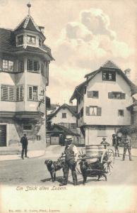 Switzerland - Ein Stück altes Luzern 02.92