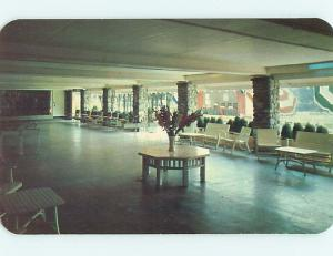 Unused 1950's POCOCABANA LODGE MOTEL AT MINISINK HILLS Stroudsburg PA s1779