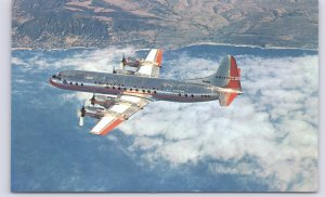 American Airlines Jet Powered Electra Flagship-Airline Issued