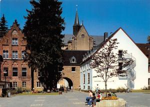 Haus Altenberg bei Koeln Bildungsstaette der Katholischen Jugend Tor Gate