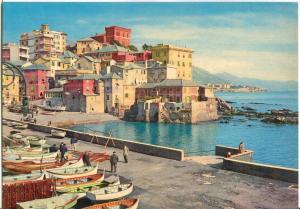 Italy, Genova, Genoa, Boccadasse, unused Postcard