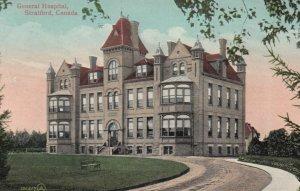 STRATFORD , Ontario, Canada, 1908 ; General Hospital