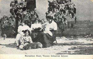 LP05   Tucson Arizona Missionary Girl's  Industrial School