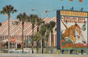 Circus World , Polk County , Florida , 1950-60s ; Main Entrance