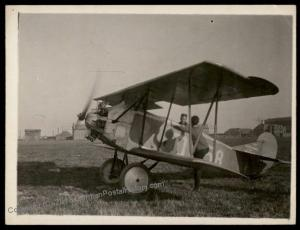 Germany 1920s Airplane Dietrich-Gobiet Flugzeugbau Photo 66654