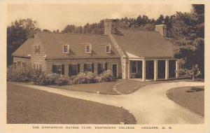 New Hampshire Hanover The Dartmouth Outing Club Dartmouth College Albertype