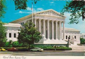 United State Supreme Court Washington D C