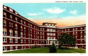 Connecticut  New Britain , General Hospital