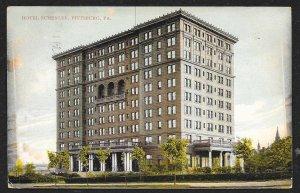Hotel Schenley Pittsburg Pennsylvania Used c1908