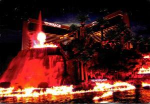 Nevada Las Vegas The Mirage 2005