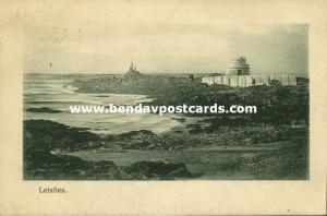 portugal, LEIXÕES, Lighthouse (1910) Stamps