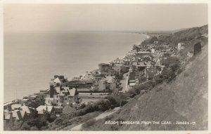 RP: SANDGATE , Kent , England , 1958 ; From the Leas