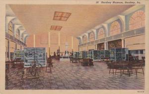 Pennsylvania Hershey Interior Hershey Museum Curteich