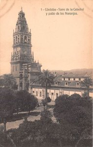 Torre de la Catedral Cordoba Spain Unused