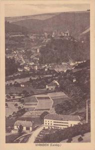 Panorama, Vianden, Luxembourg, 1910-1920s