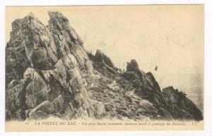 La Pointe de Raz, Finistère department , Bretagne, France. 00-10s : Baie des...
