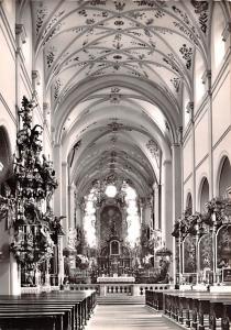 Bamberg Germany St Michaelskirche, Inneraum gegen den Hochaltar Bamberg St Mi...