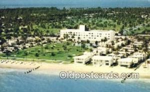 Key Biscayne Hotel & Villas, Miami, FL, USA Motel Hotel Postcard Post Card Ol...