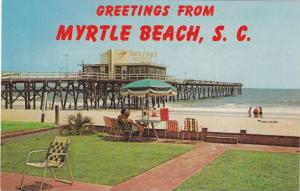 Pier , Myrtle Beach , South Carolina , PU-1956