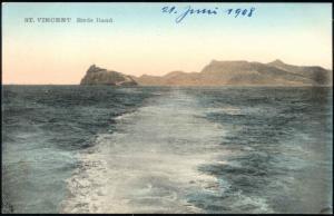 cabo verde, St. VINCENT, Birds Island (1908)