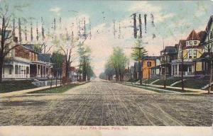 Indiana Peru East Fifth Street 1909