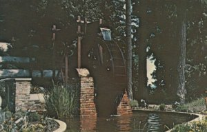 VANCOUVER ISLAND, B.C., 1967; Replica of original Chemainus Water Wheel