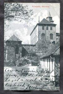 dc83 - NORWAY Kristiania 1911 Akershus