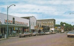 IRON RIVER , Michigan , 50-60s ; Main Street