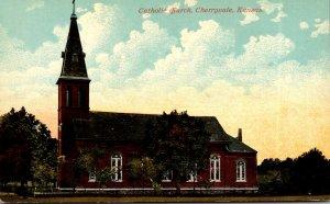 Kansas Cherryvale Catholic Church