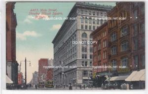 Main St. & Ellicott Square, Buffalo NY