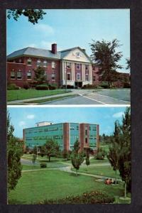 ME University of Maine Union Educational Bldgs Orono Maine Postcard PC Univ