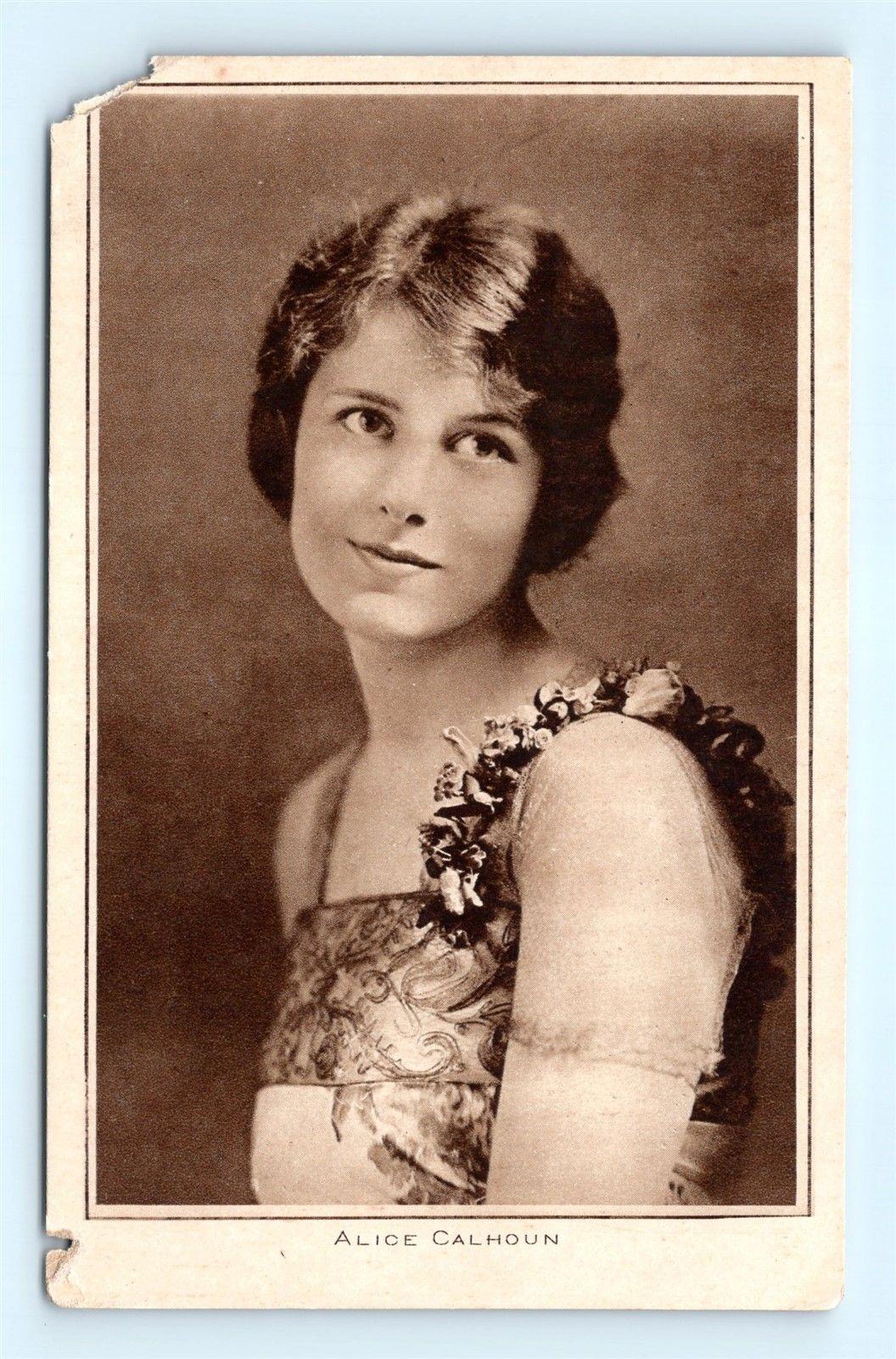 pictures Alice Calhoun