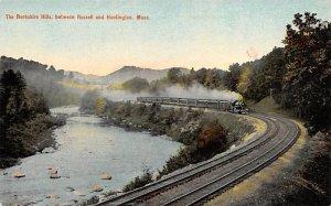 The Berkshire Hills, Between Russell and Huntington Massachusetts, USA Unused