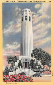 Coit Memorial Tower
