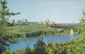 Skyline , EDMONTON , Alberta , Canada , 50-60s