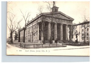 New Jersey   Jersey City   Court House