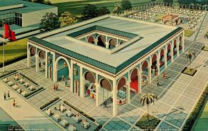 NY - New York World's Fair 1964-65. Morocco Pavilion