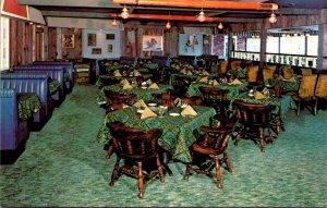 Massachusetts Gloucester Captain Courageous Restaurant