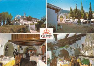 Restaurante Villa Lorena Mijas Malaga Spain