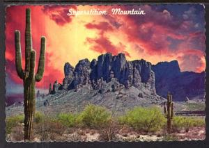 Superstition Mountain,Near Mesa,AZ BIN