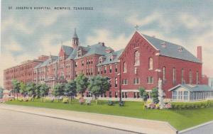 St. Joseph's Hospital, Memphis, Tennessee, 1930-1940s