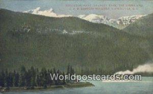 Brockton Point, Stanley Park Vancouver British Columbia, Canada Unused