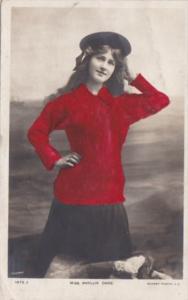 Miss Phyllis Dare 1917 Photo