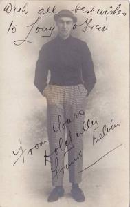RP: Actor , Frank Melvine (Autographed) , 00-10s