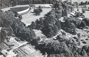 Air View of Tanglewood Lenox Massachusetts MA
